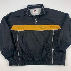 Vintage 90's Nike quarter zip Windbreaker